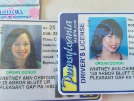 2011 License, 2016 License